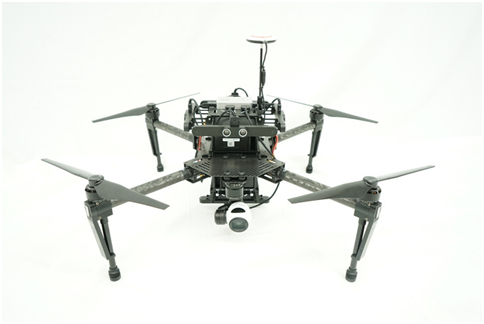 Pilt 1. Droon DJI Matrice 100